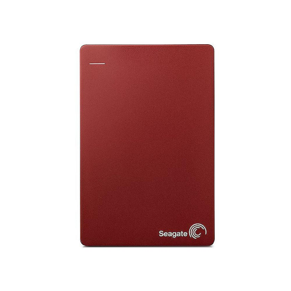 Seagate Backup Plus USB3.0 - 1TB 2.5Zoll Rot
