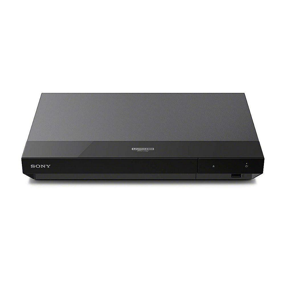 Sony UBP-X500 4K Ultra HD Blu-ray Disc Player schwarz