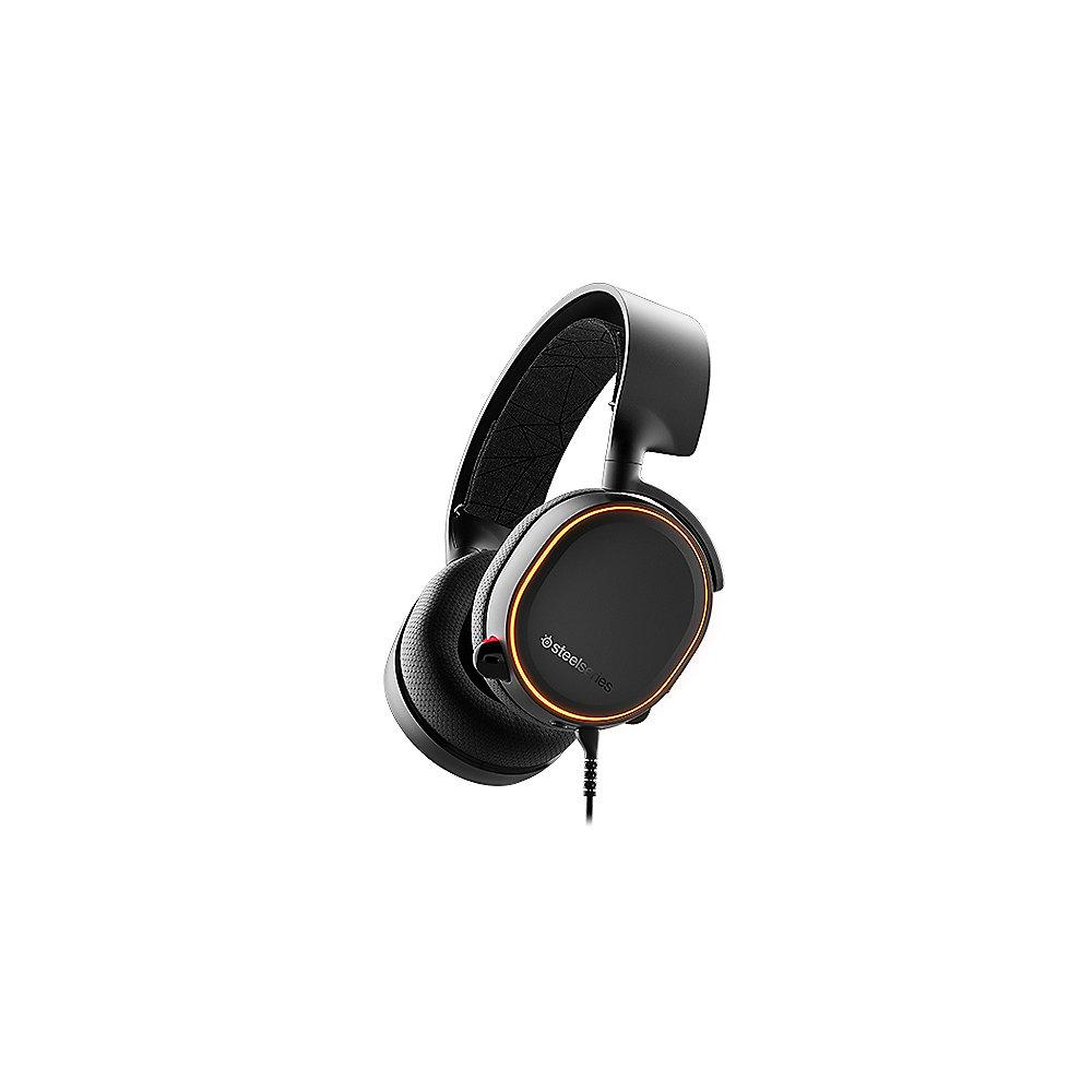 SteelSeries Arctis 7 2019 Edition Gaming Headset weiß