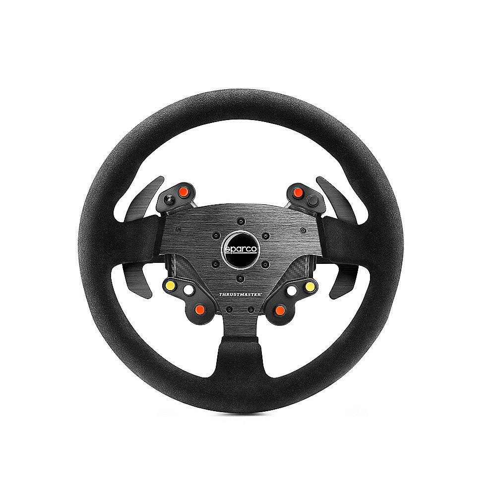 Thrustmaster TM Rally Wheel ADD-ON Sparco R383 Mod für PC/PS4/Xbox One