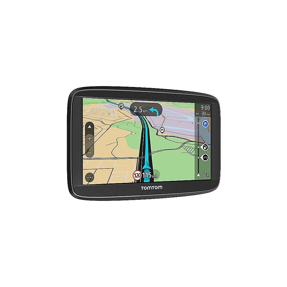 TomTom Start 52 EU Europe Navigationsgerät 48 Länder Lifetime Maps TMC