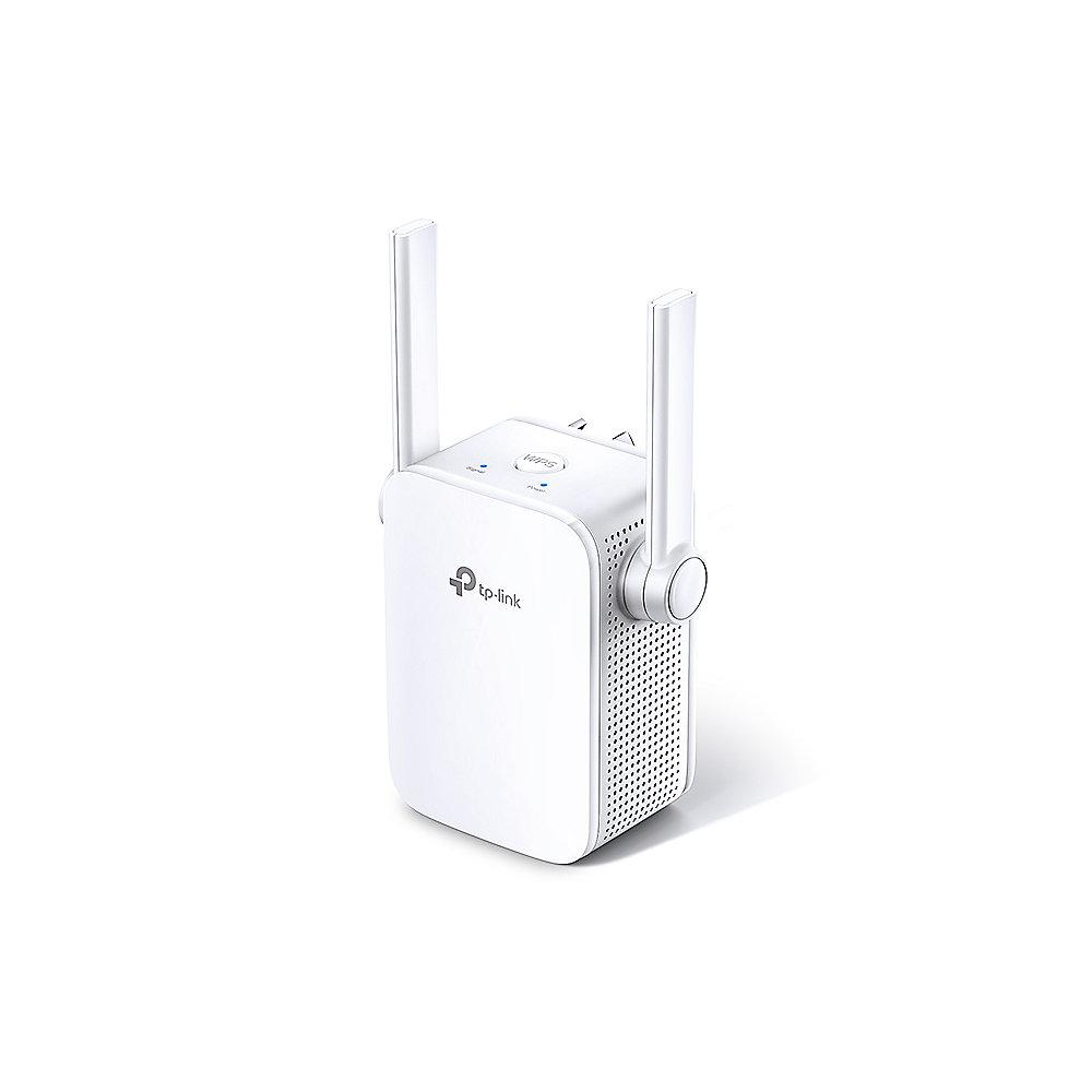 TP-LINK TL-WA855RE wireless 300MBit WLAN-n Repeater mit Steckdose und LAN Port