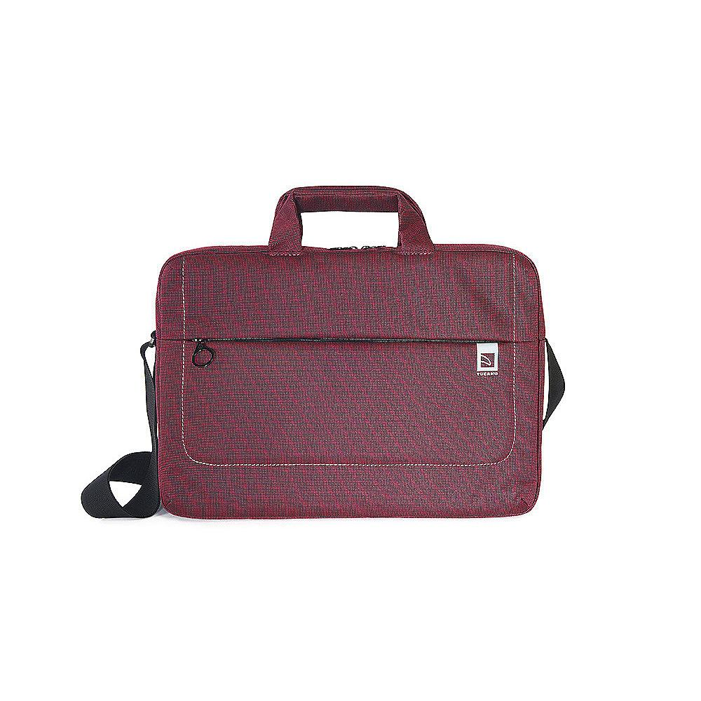 "Tucano Loop Notebooktasche 39,6cm (15"") MacBook,Ultrabook bordeaux"