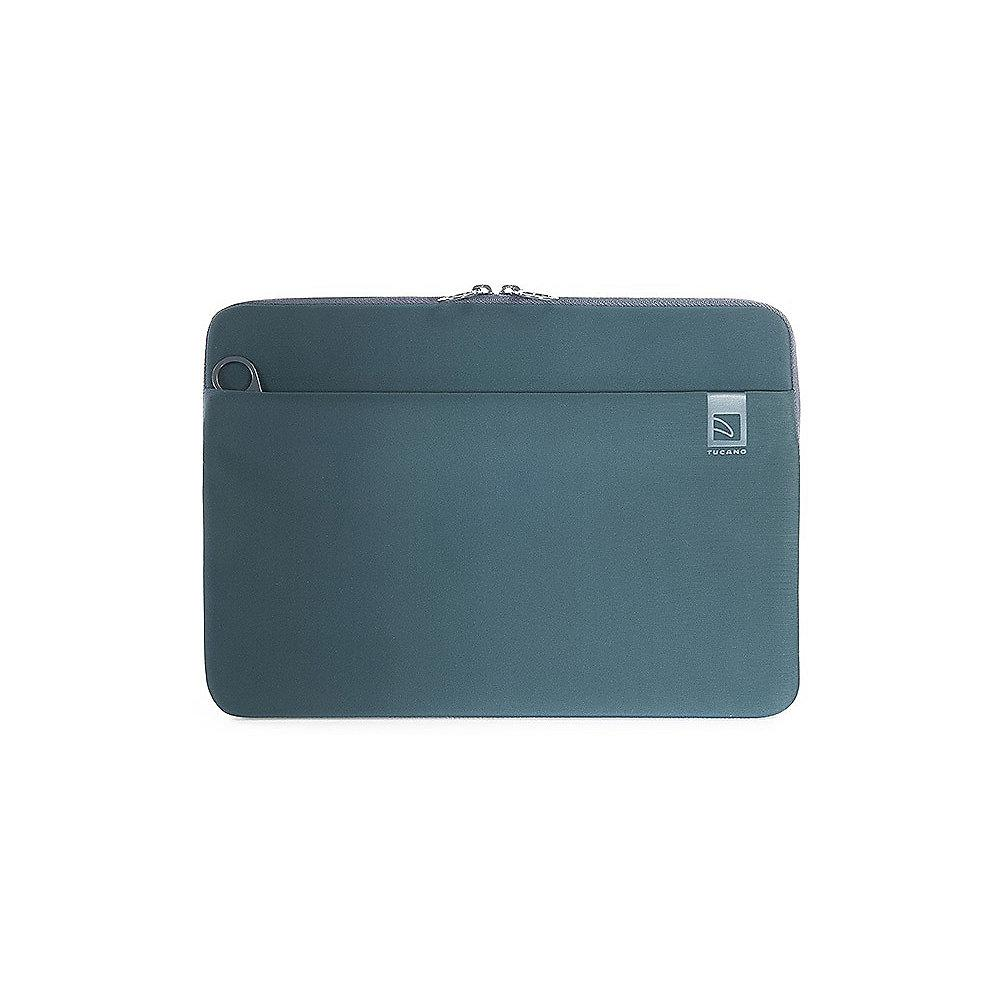 Tucano Second Skin Top Sleeve für MacBook Pro 15z Retina (2018), blau