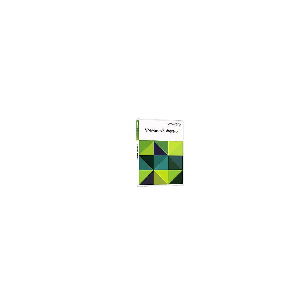 VMware vSphere 6 Essentials Plus, 1Y, Maintenance Production Support