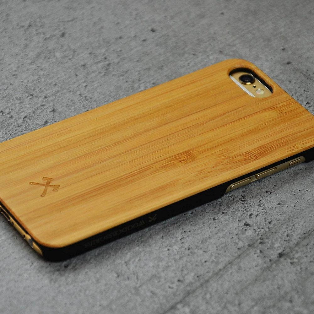 Woodcessories EcoCase Classic für iPhone 6/6s bamboo black
