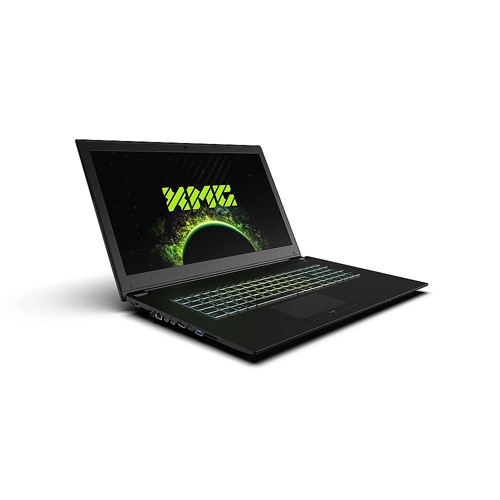 XMG A717-M18wvw i7-8750H 16GB 1TB 250GB SSD Full HD GTX 1060 Windows 10