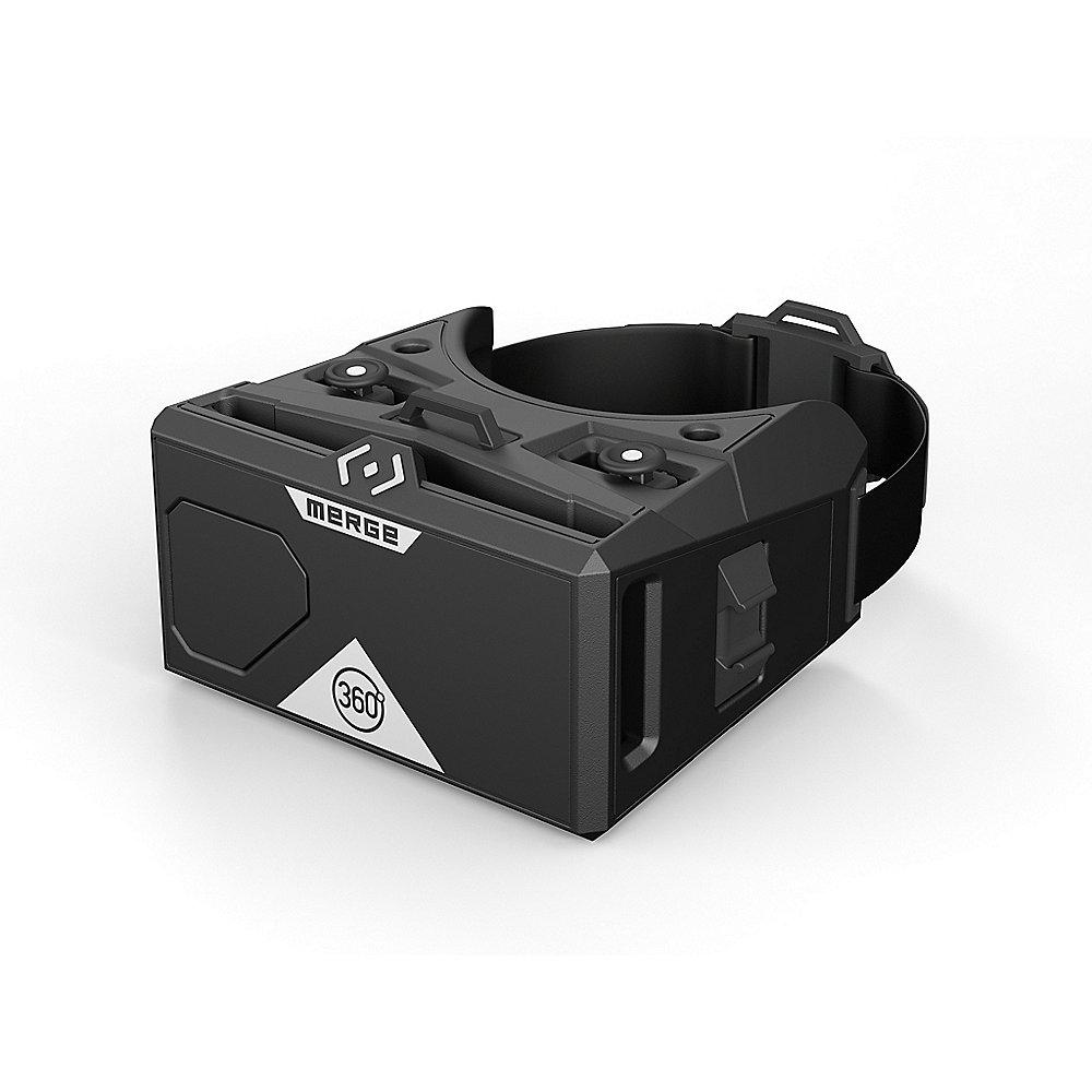 MergeVR Goggles Virtual Reality Brille grau