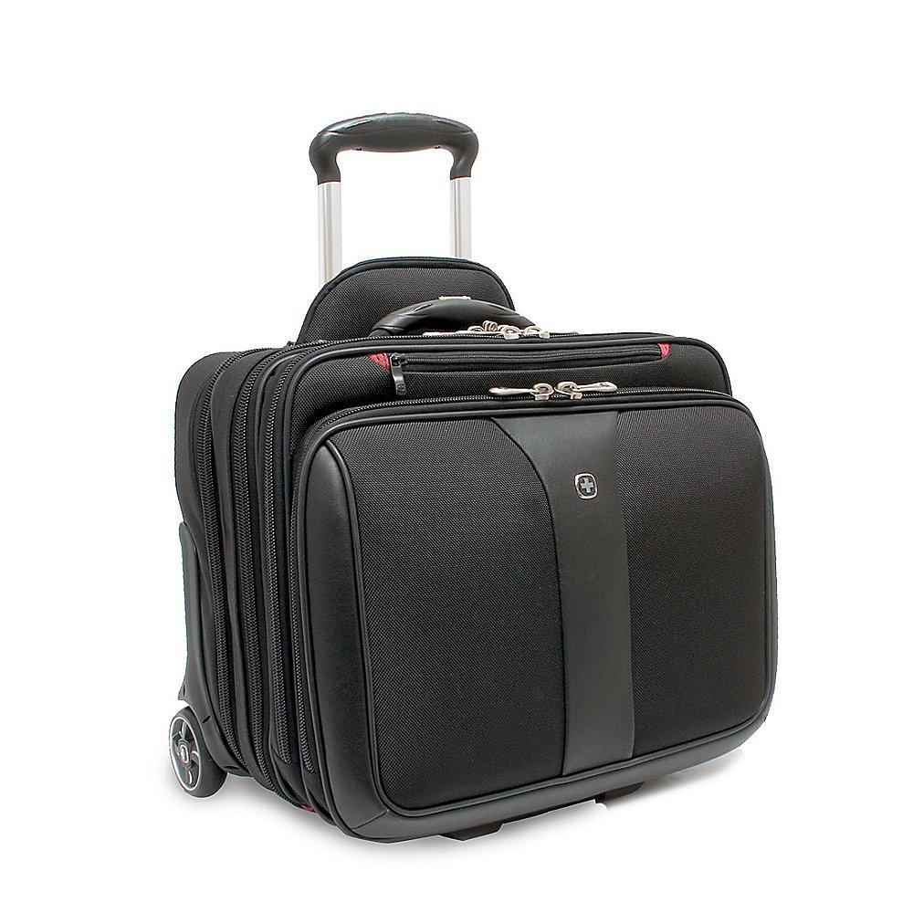 "Wenger Patriot Notebooktrolley 43,94cm (15,6""-17,3"") schwarz"