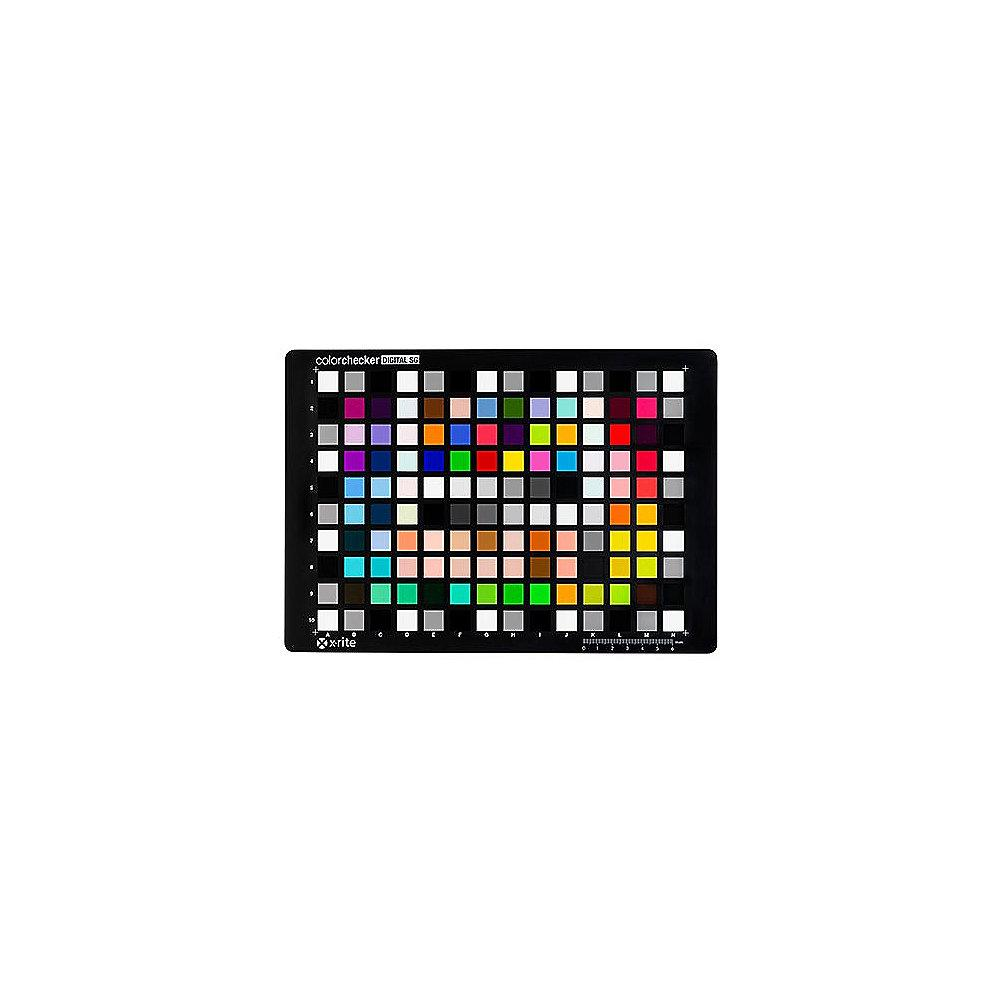 X-Rite ColorChecker Digital SG, Target mit 140 Farbfeldern