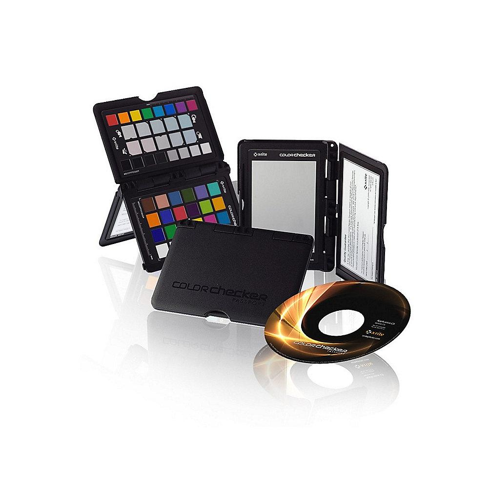X-Rite ColorChecker Passport, Box
