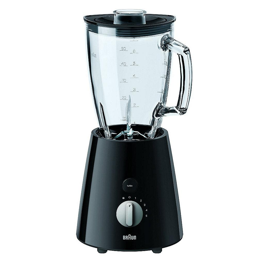 Braun JB 3060 Tribute Collection Standmixer schwarz