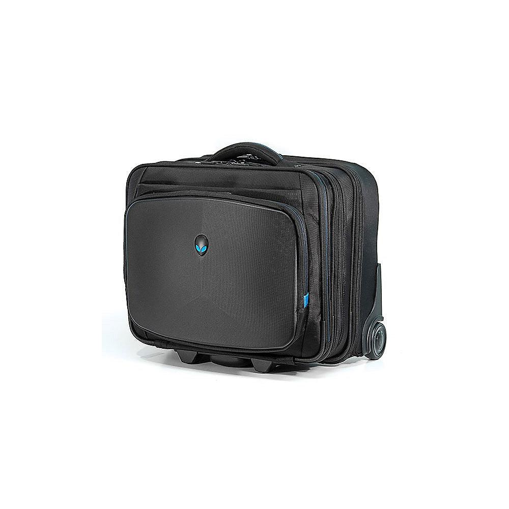 "DELL Alienware Vindicator 2.0 Notebook Rolling Case 43,2cm (bis 17"") schwarz"
