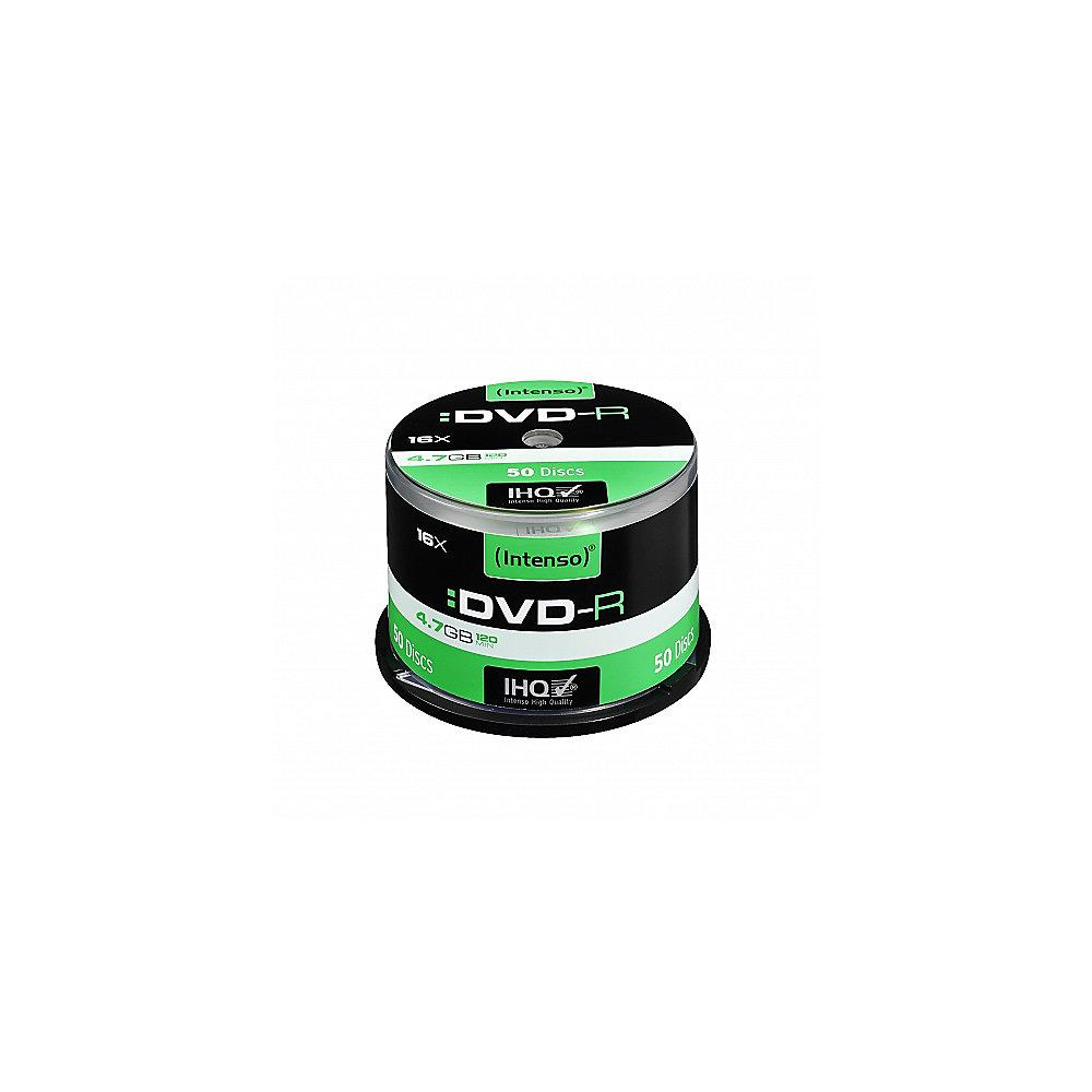 Intenso 16x DVD-R 4,7GB 50er Spindel