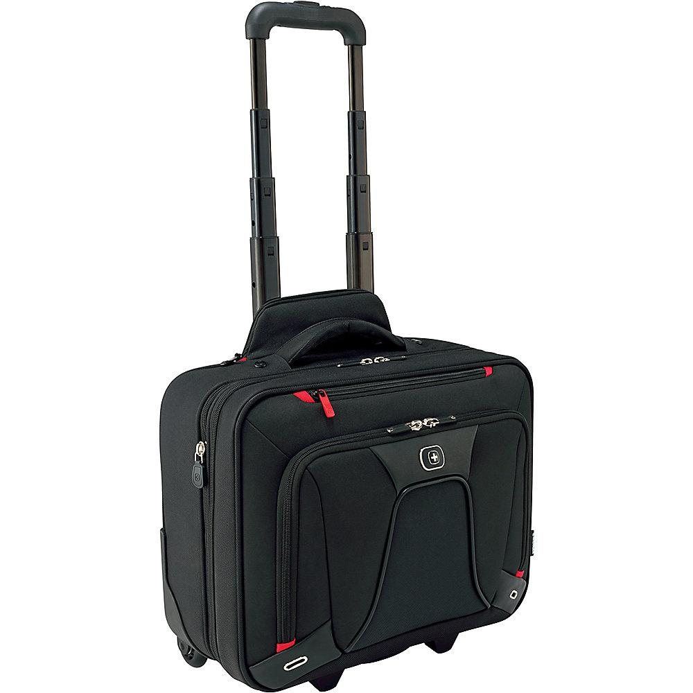 "Wenger Transfer Notebooktrolley 39,62cm (12""-15,6"") schwarz"